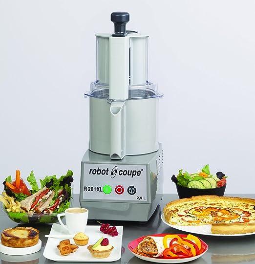 Terminales Cutter/coupe-légumes R201 XL profesional 550 W – Robot Copa: Amazon.es: Hogar