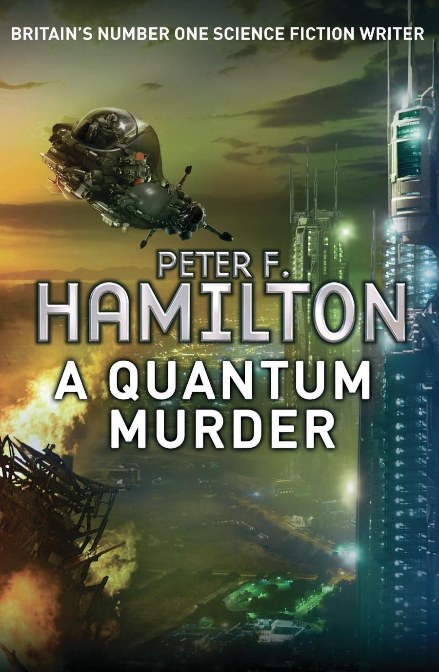 Download Quantum Murder PDF