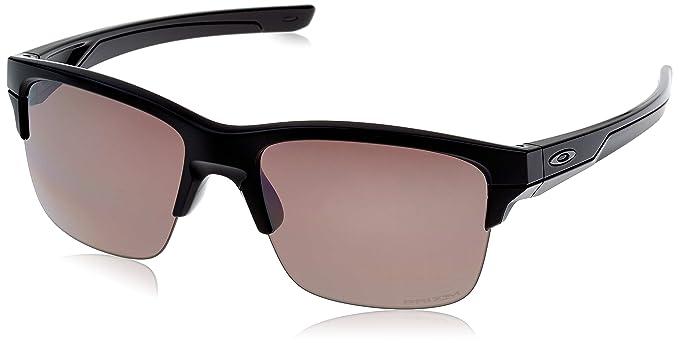 oakley polarised sunglasses  Amazon.com: Oakley Thinlink Polarized Sunglasses, Polished Black ...