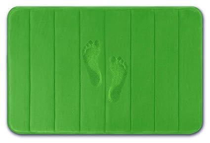 07a70c81ce3 Amazon.com  Yimobra Original Memory Foam Bath Mat Large Size 31.5 by ...