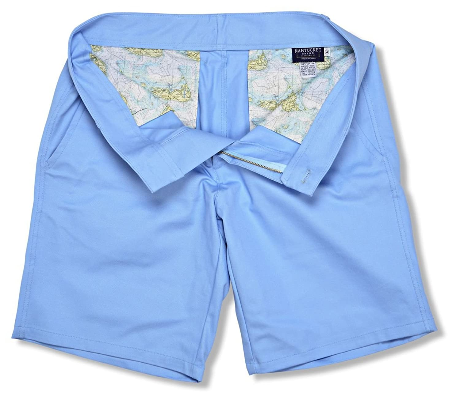 Light Bluefish Whaler Shorts