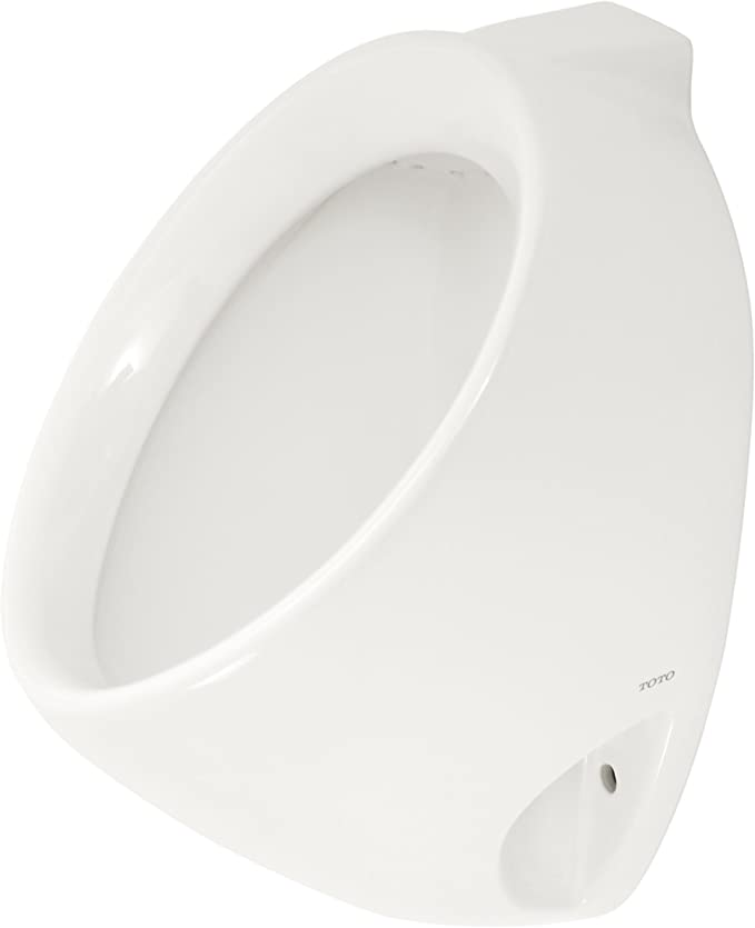 Cotton TOTO UT447EV#01 Commercial Washout Urinal with Back Spud