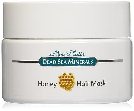 Mon Platin Honey Hair Mask for Dry and Damaged Hair, 250 Gram