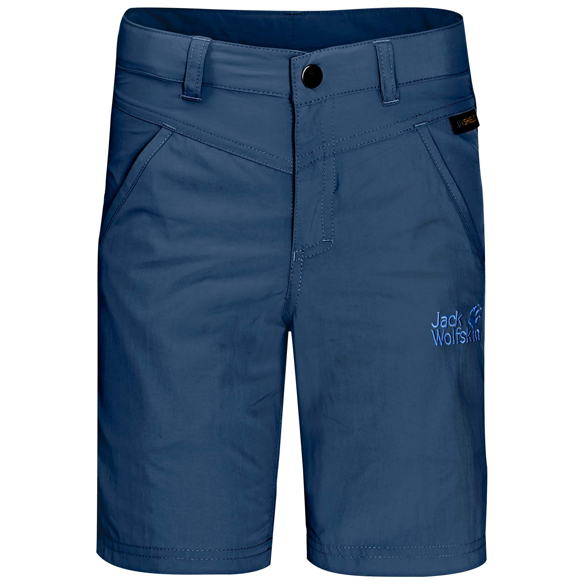 Jack Wolfskin Sun Shorts, Ocean Wave, Size 164 (13-14 Years Old) by Jack Wolfskin