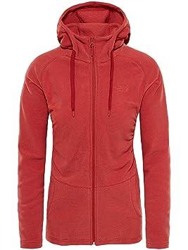 515b3f2934 The North Face Mezzaluna - Veste Femme - rouge Modèle XS 2018 veste polaire