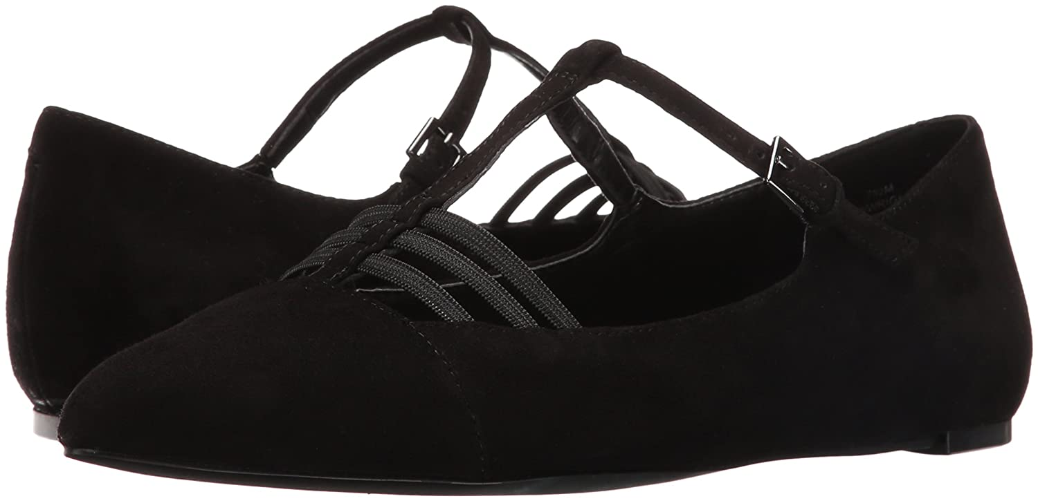 Nine West Women's Wright Ballet Flat B00AQBGFVQ 7.5 B(M) US|Black