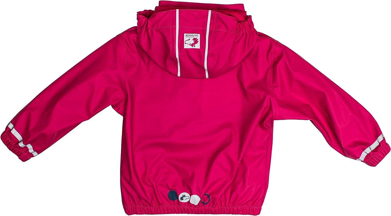 SALT AND PEPPER M/ädchen Jacket Rb Girls Uni Regenjacke