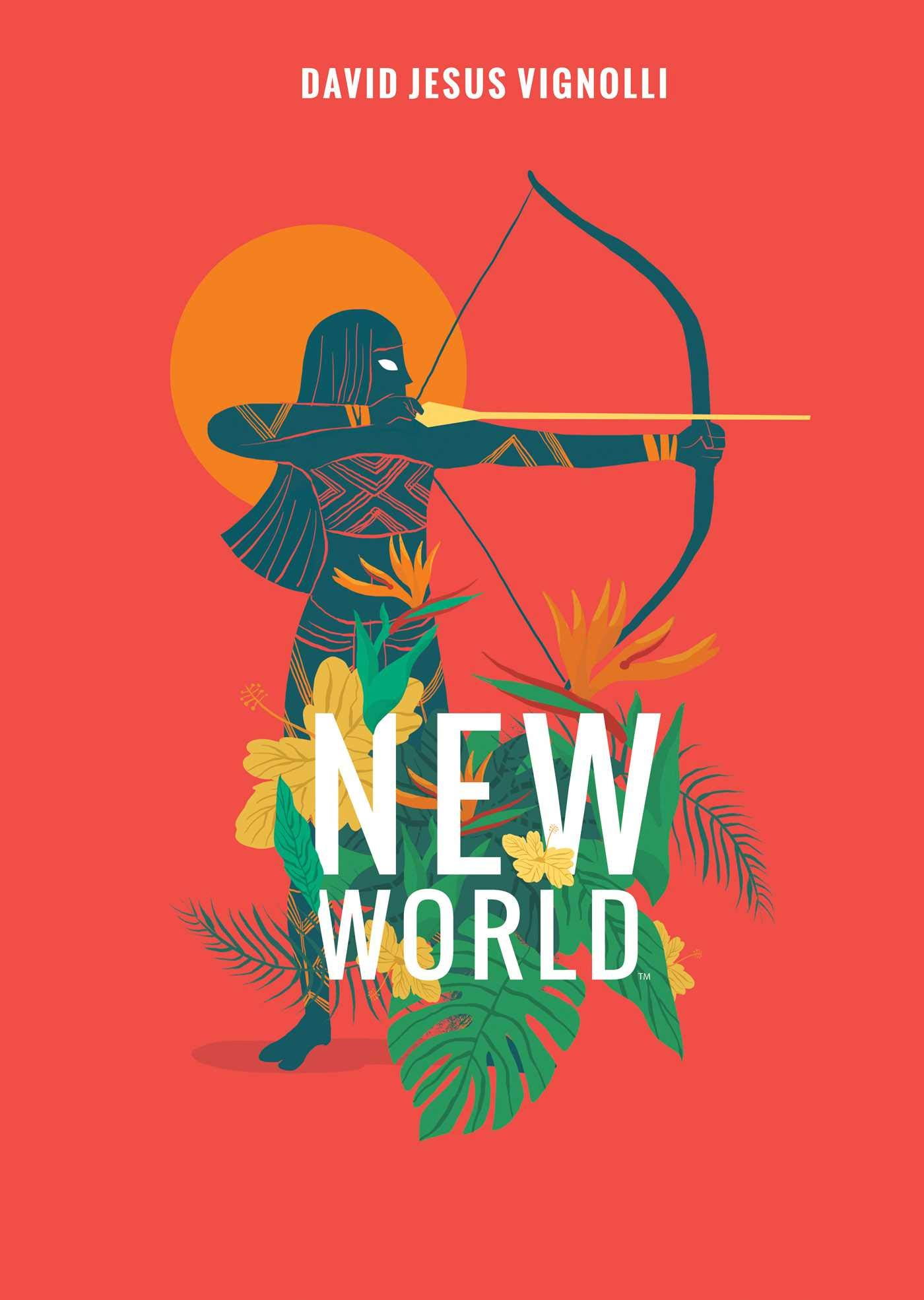 Image result for new world david jesus
