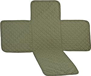 Pegasus Home Reversible Furniture Protector, Sofa, Olive/Sage