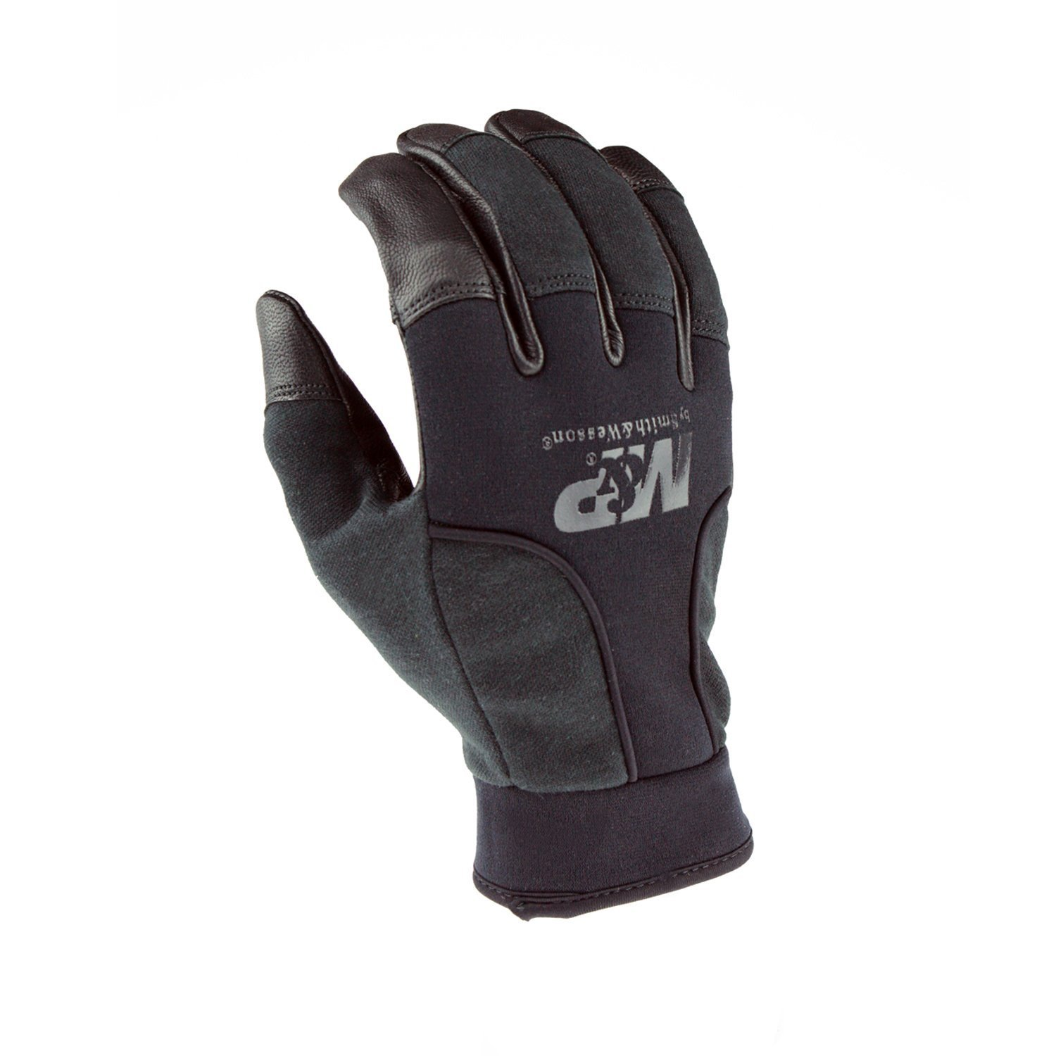 M&P Smith & Wesson MP303 Spandex Back Goat Skin Gloves - X-Large