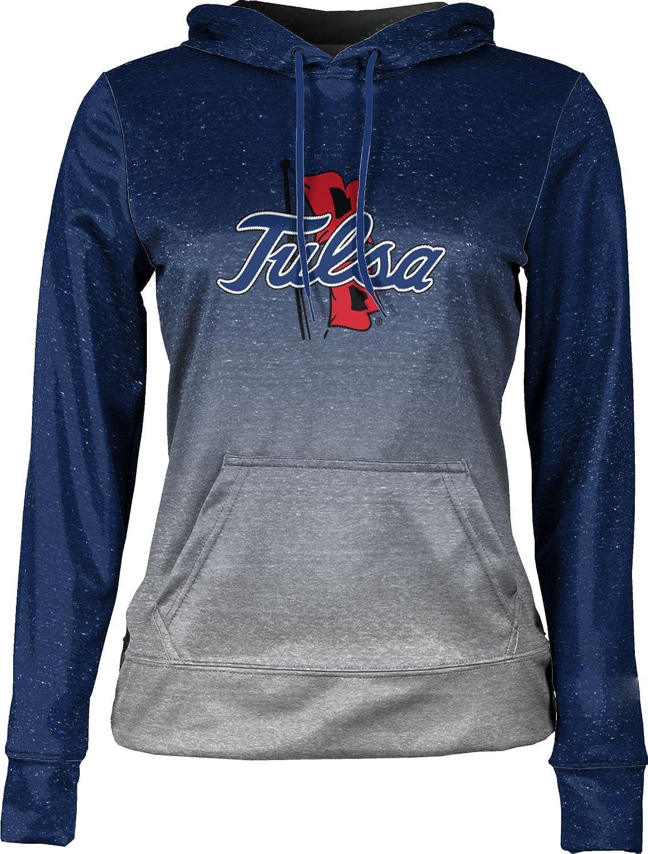 Ombre ProSphere University of Tulsa Girls Pullover Hoodie School Spirit Sweatshirt