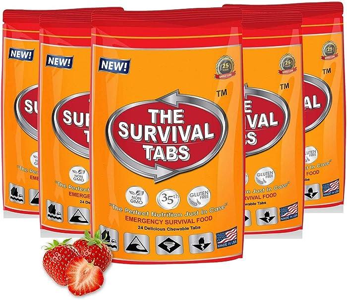 Top 10 Glutin Free Survival Food