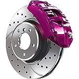 G2 High Temperature Brake Caliper Paint System Set Purple G2165