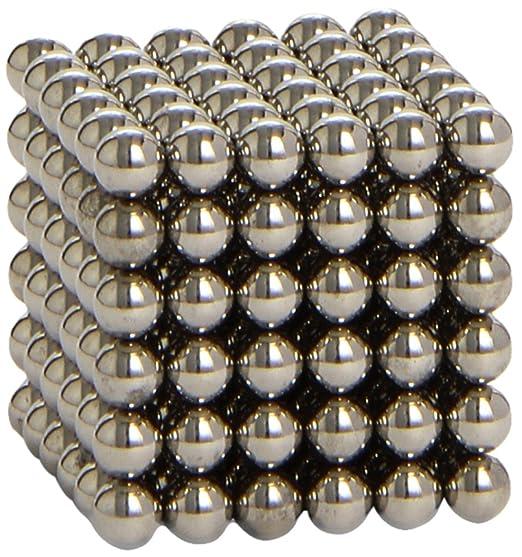 98 opinioni per Tetramag Cubo Classic, 216 palline magnetiche
