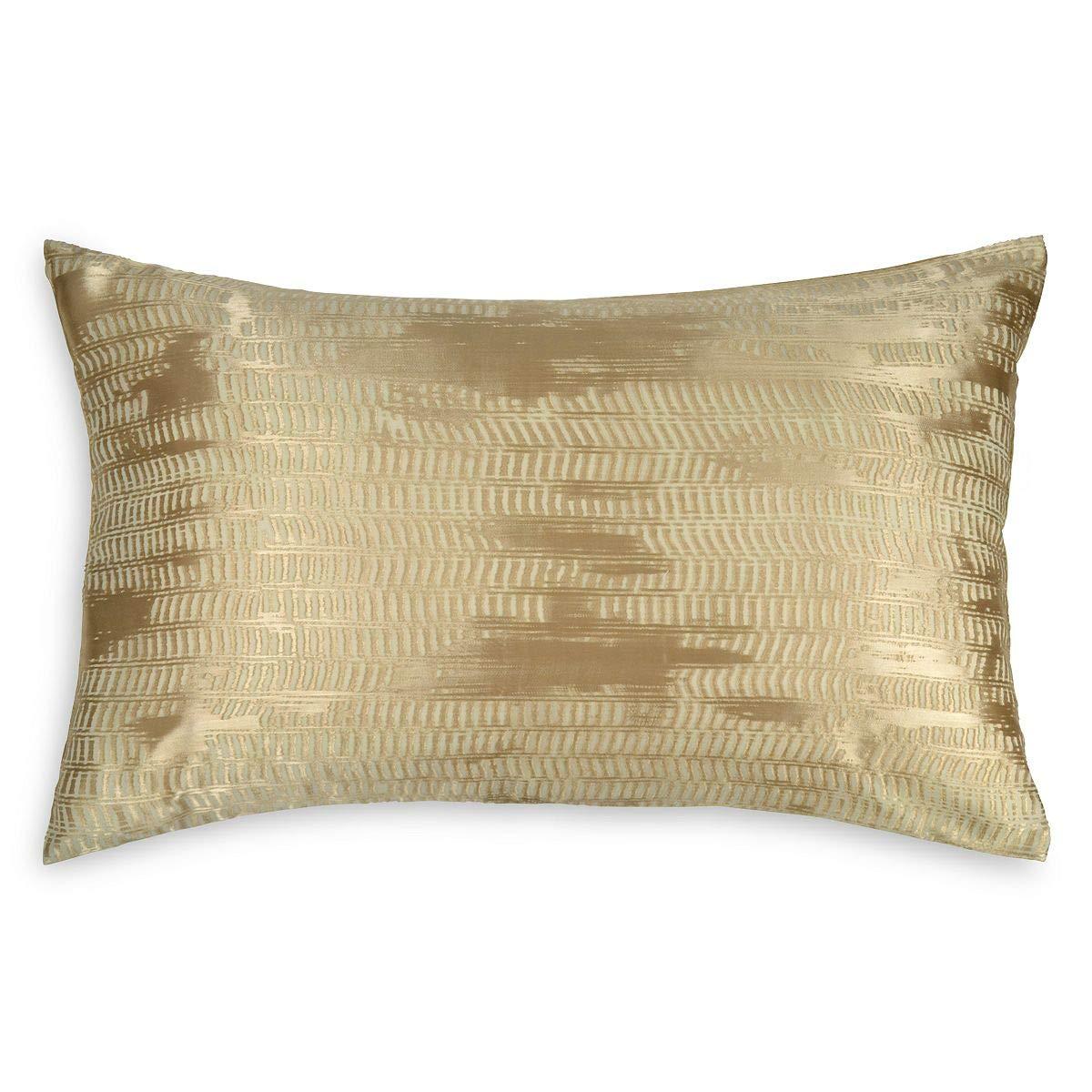 Donna Karan Home Vapor Collection Cotton King Pillow Sham Gold Dust
