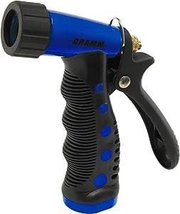 Dramm 12725 ColorStorm Premium Pistol Spray Gun with Insulated Grip, Blue