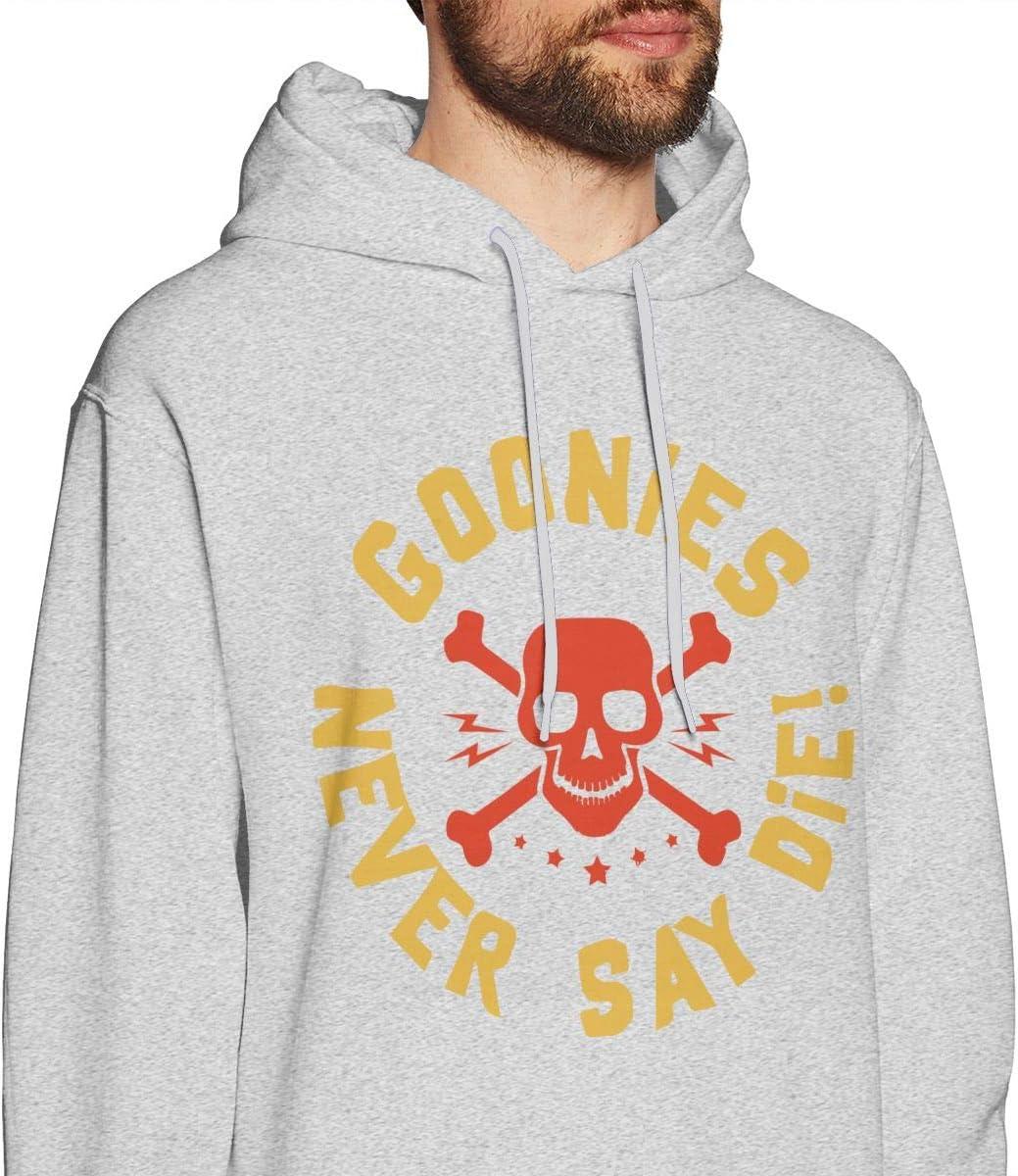 Eplus Goonies New Say Die Cool Sweatshirt Mens Pullover Sweatshirt Print Hoodie