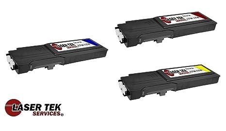 Amazon.com: Laser Tek servicios® compatible Cartuchos de ...