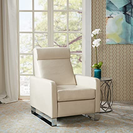 Prime Amazon Com Modhaus Living Mid Century Modern Faux Leather Ibusinesslaw Wood Chair Design Ideas Ibusinesslaworg