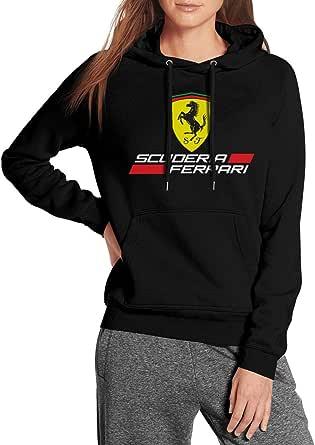 CUSOUL Beautiful Women Hooded Sweatshirt Fleece Long Sleeve Pullover
