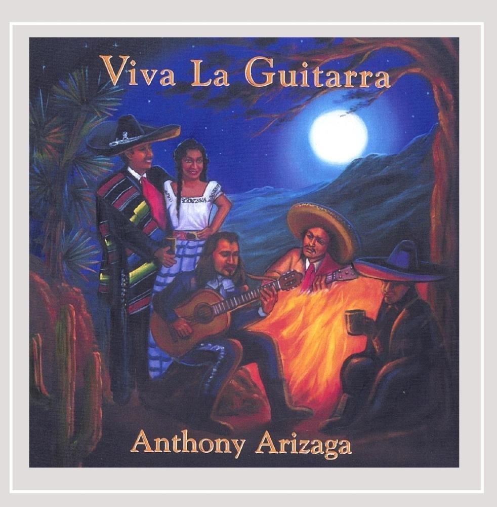 Viva la Guitarra: Anthony Arizaga: Amazon.es: Música