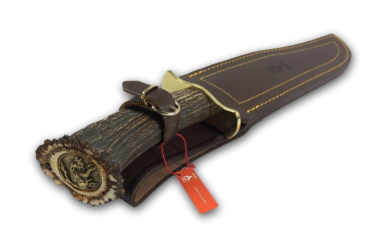 Amazon.com: Muela Magnum – Cuchillo de hoja fija, la sangre ...