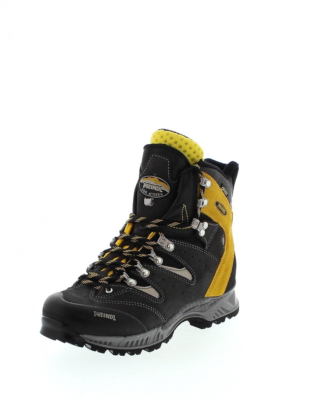 Meindl Schuhe Air Revolution 2.3 Men - anthrazit/gelb