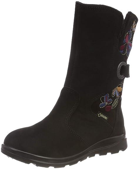 c23f327758c907 ECCO Mädchen Janni Biker Boots  Amazon.de  Schuhe   Handtaschen