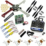 Veerobot F450 Quadcopter Kit - DIY Quadcopter - With Motors, Frame, Controller