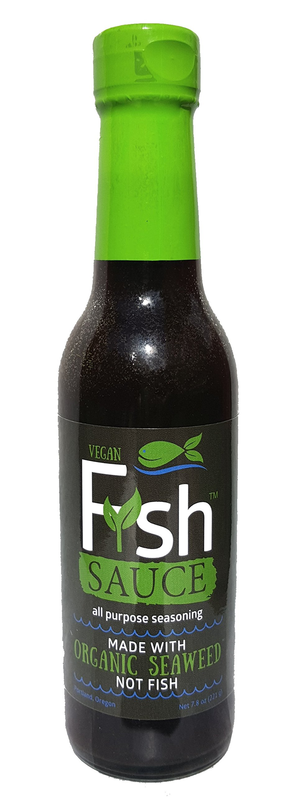 Vegan Fysh Sauce (Vegan Fish Sauce Made with Seaweed)