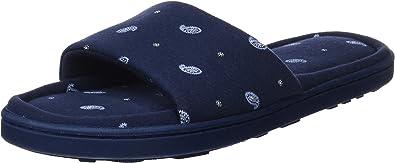 Womens Secret Da1-Navy Band Slprs, Zapatillas de Estar por casa para Mujer, Azul (Azul 13), S: Amazon.es: Zapatos y complementos