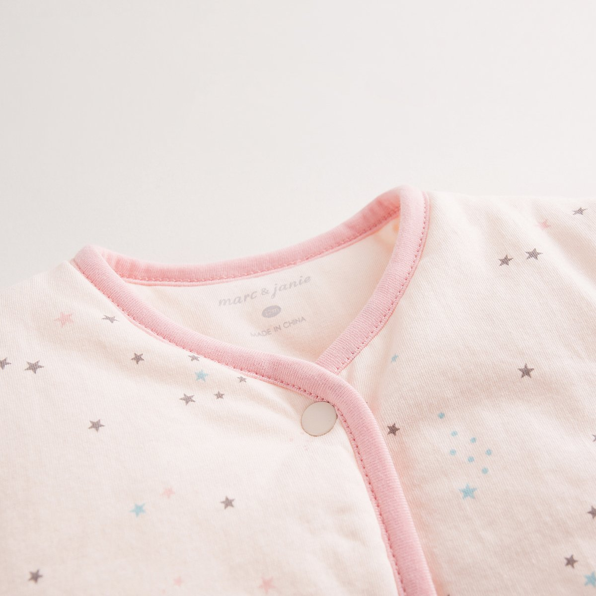 marc janie Baby Toddler Boys Girls Outerwear Cartoon Pattern Print Jacket Cotton-Padded Coat