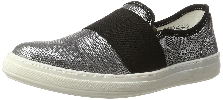 Dockers 40my202-680155 by Gerli Damen 40my202-680155 Dockers Sneaker Schwarz (Schwarz/Silber 155) 9ab391