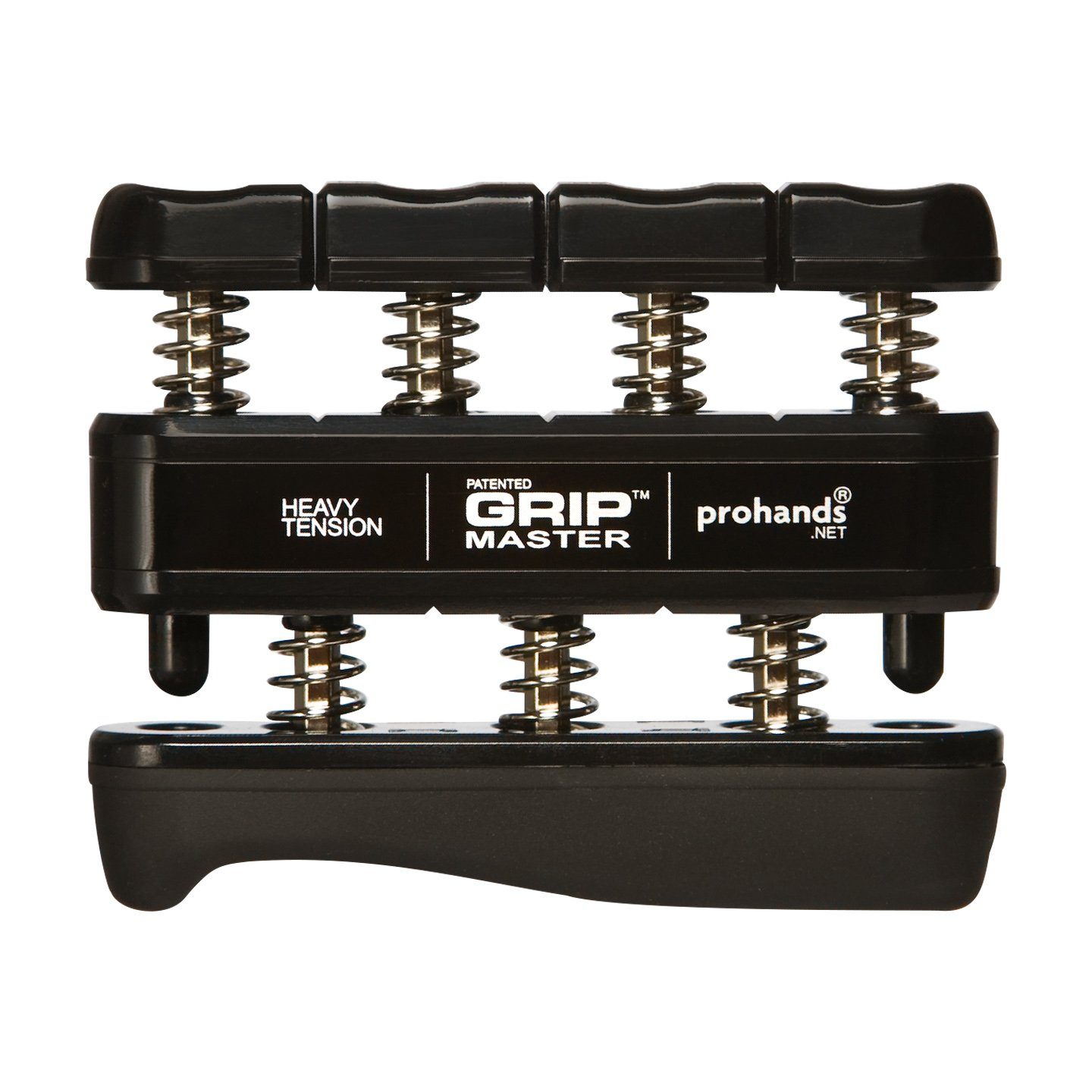 Prohands Gripmaster Hand Exerciser, Finger Exerciser Hand Grip Strengthener , Spring-Loaded, Finger-Piston System, Isolate and Exercise Each Finger