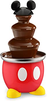 Disney Mickey Mouse Red Chocolate Fountain