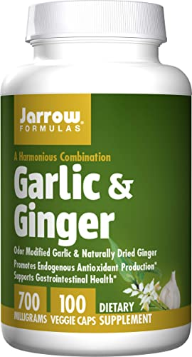Jarrow Formulas Garlic Supplement