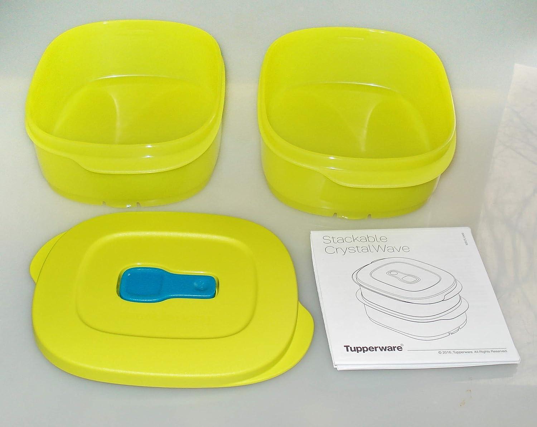 TUPPERWARE MicroTup Junior Reis Meister 550 ml türkis Reiswunder Suppentasse NEU