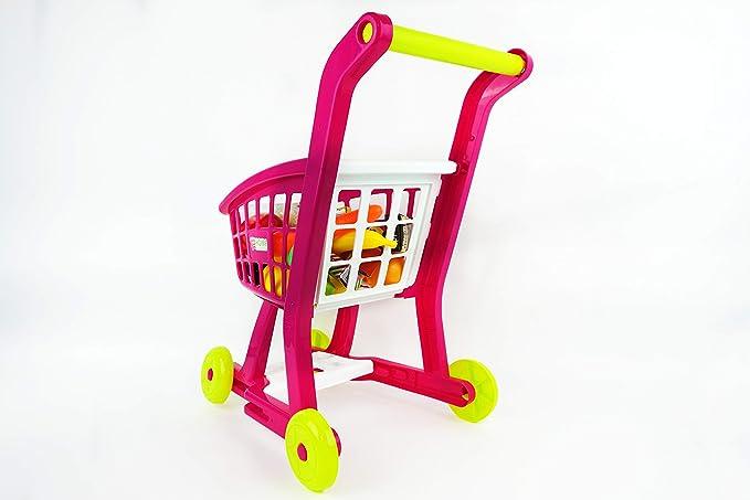 Amazon.com: NBD niños carrito de la compra para juguete ...