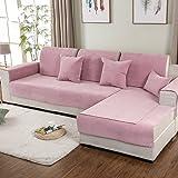 yq whjb wasserdicht sofa handtuch volltonfarbe sofabezug multi size anti rutsch