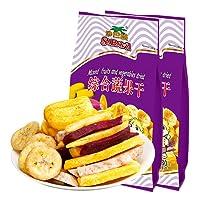 Sabava 沙巴哇 综合蔬果干230g*2(越南进口)(供应商直送)
