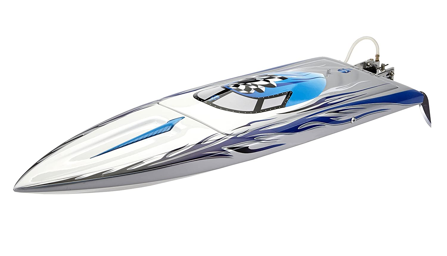 Rocket 65 Cm Amewi 26046 - Rocket brushless Genesis Scheme, 650 mm, weiß