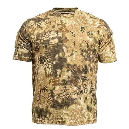 e4e6b546 Kryptek Stalker Short Sleeve , Color: Highlander, Size: S (16stassh3)