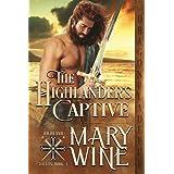 The Highlander's Captive (Highland Rogues)