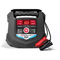 Schumacher SC1280 15 Amp 3 Amp 6V/12V Fully Automatic Smart Battery Charger Maintainer for Marine and Automotive…