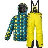 Kinderskianzug Skijacke Skihose für Mädchen & Jungen zur Farb- und Größenwahl
