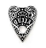 Pinsanity Ouija Planchette Enamel Lapel Pin