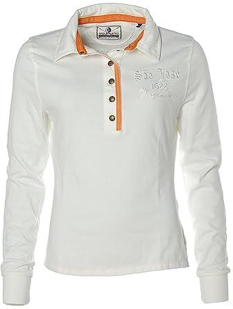 Arqueonautas Mujer Polo Polo Camiseta, otoño-invierno 15, Polo ...