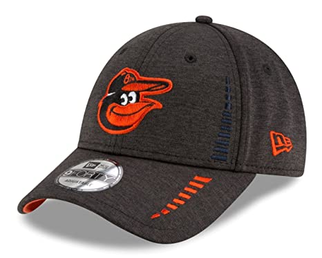 best authentic e735d dda50 Image Unavailable. Image not available for. Color  New Era Baltimore  Orioles 9Forty MLB Shadow Speed Performance Adjustable Hat