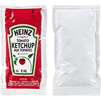 HEINZ Tomato Ketchup, 8mL Packets, 1000 Count