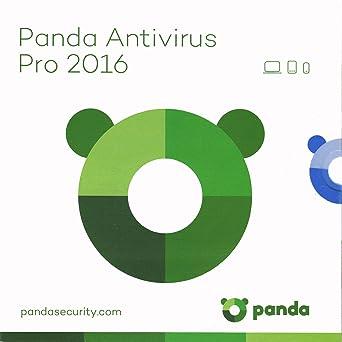 Panda AntiVirus Pro 2016 2 Geräte - Deutsche Version - 1 Jahr - OEM